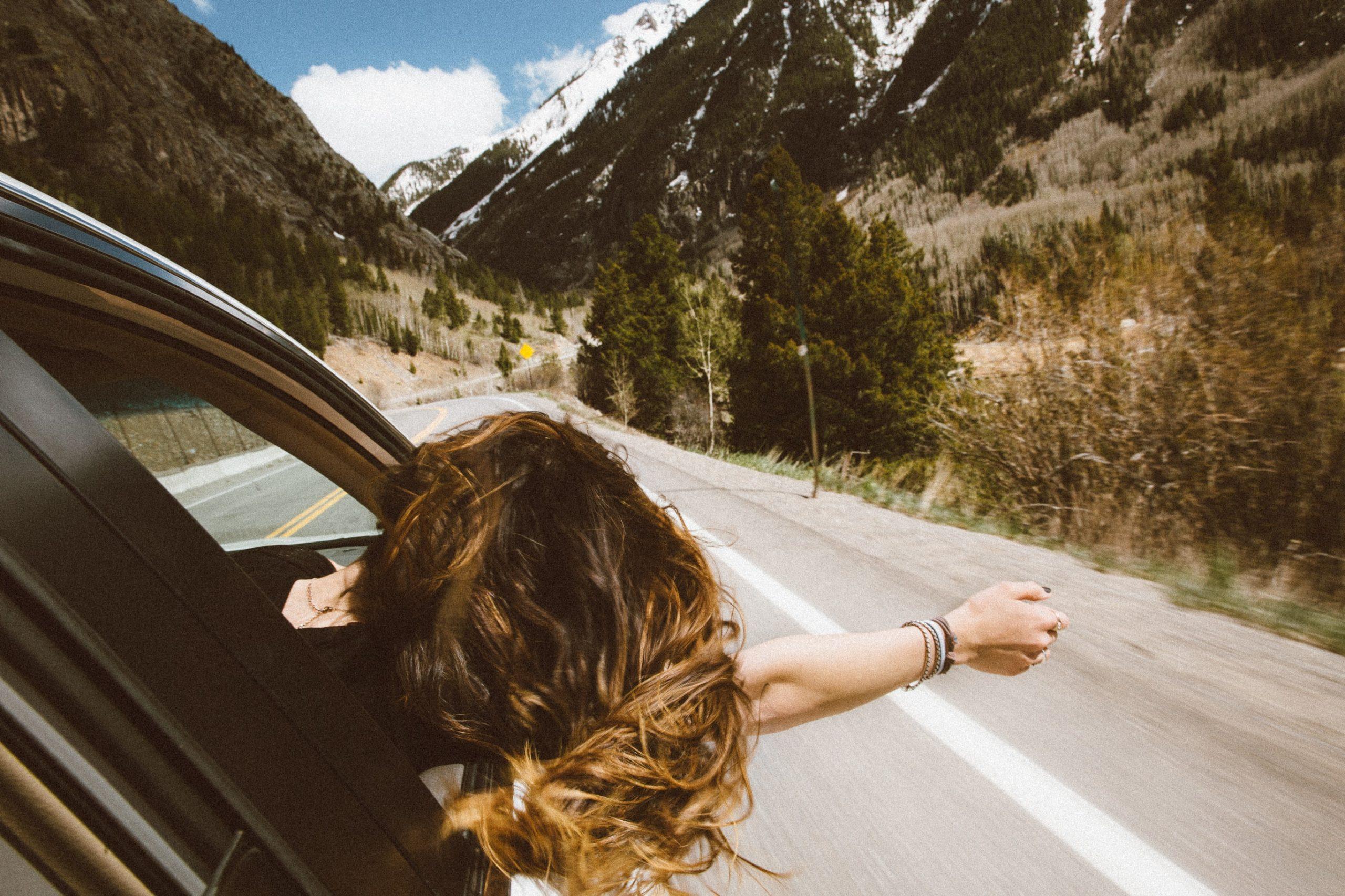 Kosa i putovanja